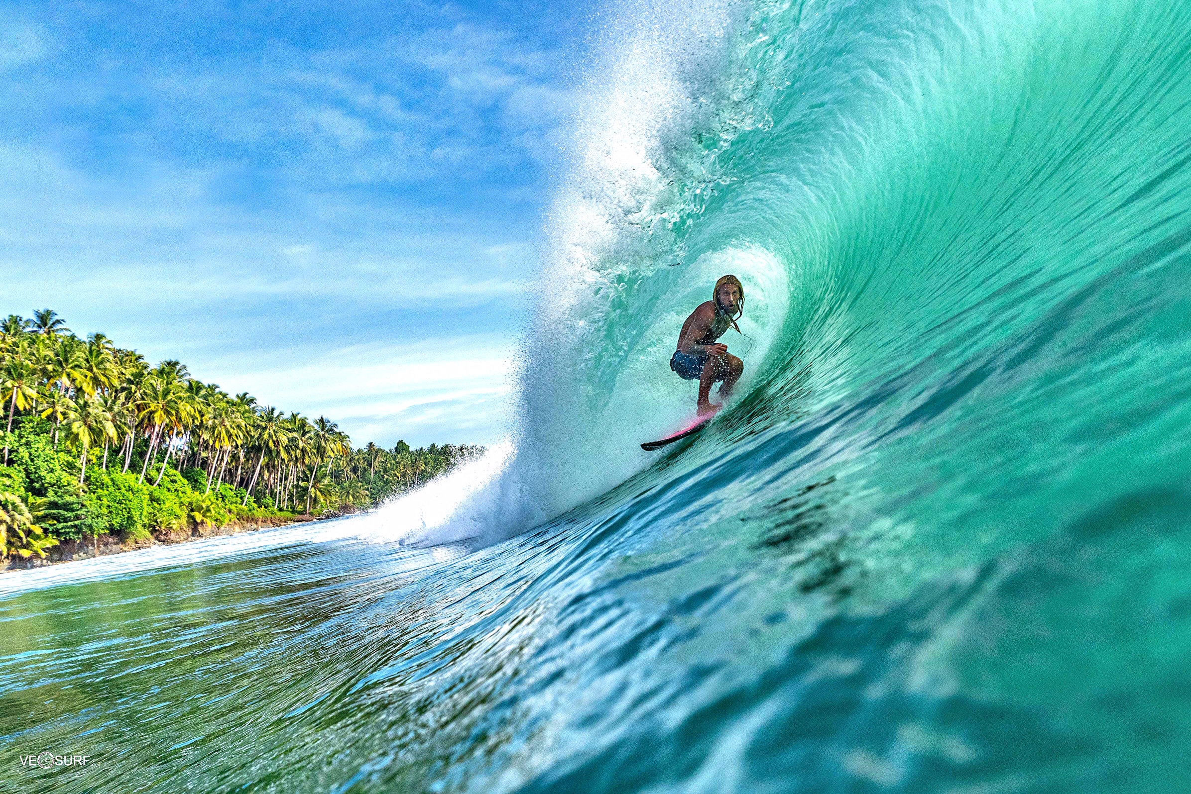 A Spanish confined in Mentawai
